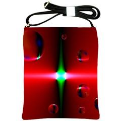 Magic Balls Shoulder Sling Bag by Siebenhuehner