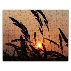 Sunset Jigsaw Puzzle (rectangle) by Siebenhuehner