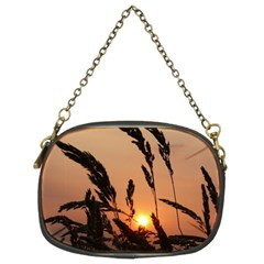 Sunset Chain Purse (two Sided)  by Siebenhuehner