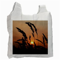 Sunset Recycle Bag (two Sides) by Siebenhuehner