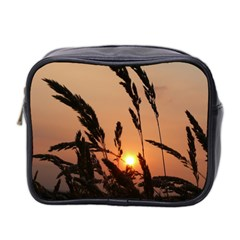Sunset Mini Travel Toiletry Bag (two Sides) by Siebenhuehner