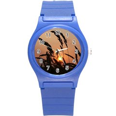 Sunset Plastic Sport Watch (small) by Siebenhuehner
