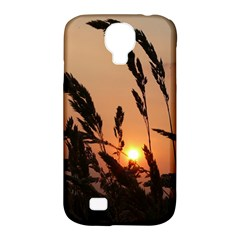 Sunset Samsung Galaxy S4 Classic Hardshell Case (pc+silicone) by Siebenhuehner