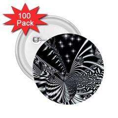 Space 2 25  Button (100 Pack) by Siebenhuehner