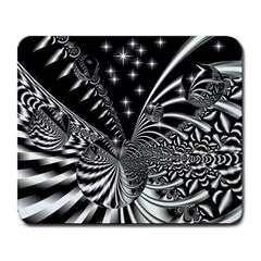 Space Large Mouse Pad (Rectangle)