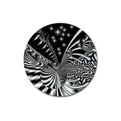 Space Magnet 3  (round) by Siebenhuehner