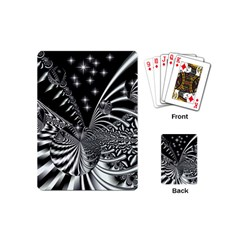 Space Playing Cards (mini) by Siebenhuehner
