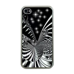 Space Apple Iphone 4 Case (clear) by Siebenhuehner