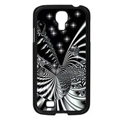 Space Samsung Galaxy S4 I9500/ I9505 Case (black) by Siebenhuehner
