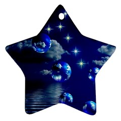 Sky Star Ornament by Siebenhuehner
