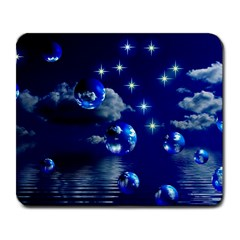 Sky Large Mouse Pad (rectangle) by Siebenhuehner