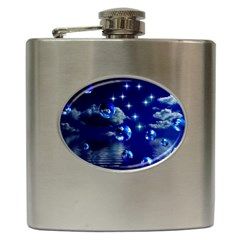 Sky Hip Flask by Siebenhuehner
