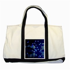 Sky Two Toned Tote Bag by Siebenhuehner