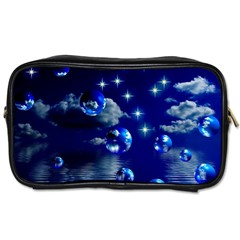 Sky Travel Toiletry Bag (one Side) by Siebenhuehner