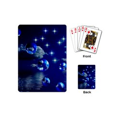 Sky Playing Cards (mini) by Siebenhuehner