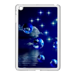 Sky Apple Ipad Mini Case (white) by Siebenhuehner