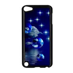 Sky Apple Ipod Touch 5 Case (black) by Siebenhuehner