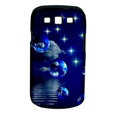 Sky Samsung Galaxy S Iii Classic Hardshell Case (pc+silicone) by Siebenhuehner