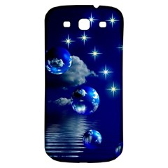 Sky Samsung Galaxy S3 S Iii Classic Hardshell Back Case by Siebenhuehner