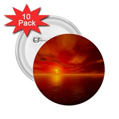Sunset 2 25  Button (10 Pack) by Siebenhuehner