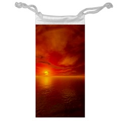 Sunset Jewelry Bag