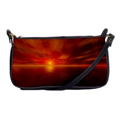 Sunset Evening Bag
