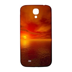 Sunset Samsung Galaxy S4 I9500/i9505  Hardshell Back Case by Siebenhuehner