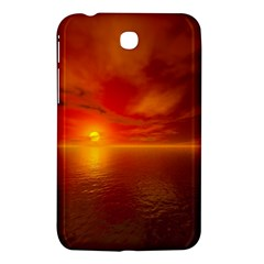 Sunset Samsung Galaxy Tab 3 (7 ) P3200 Hardshell Case  by Siebenhuehner