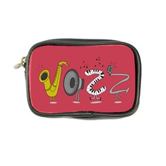 Jazz Coin Purse by PaolAllen