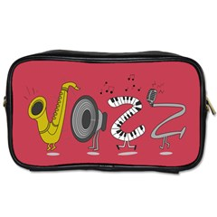 Jazz Travel Toiletry Bag (one Side)