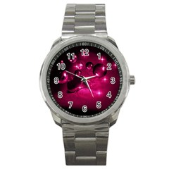 Sweet Dreams  Sport Metal Watch by Siebenhuehner