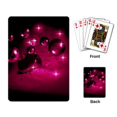 Sweet Dreams  Playing Cards Single Design by Siebenhuehner