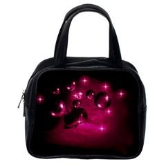 Sweet Dreams  Classic Handbag (one Side) by Siebenhuehner