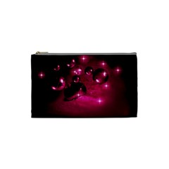 Sweet Dreams  Cosmetic Bag (small) by Siebenhuehner