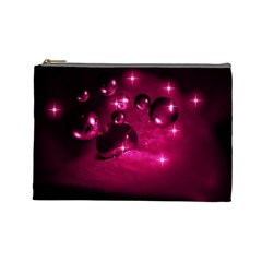 Sweet Dreams  Cosmetic Bag (large) by Siebenhuehner