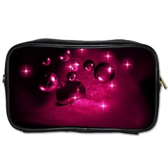 Sweet Dreams  Travel Toiletry Bag (one Side) by Siebenhuehner