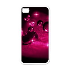 Sweet Dreams  Apple Iphone 4 Case (white) by Siebenhuehner