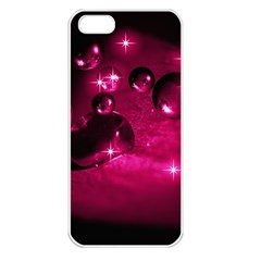 Sweet Dreams  Apple Iphone 5 Seamless Case (white) by Siebenhuehner