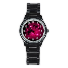 Sweet Dreams  Sport Metal Watch (black)