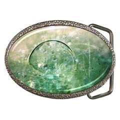 Dreamland Belt Buckle (oval) by Siebenhuehner
