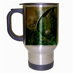 Dreamland Travel Mug (silver Gray) by Siebenhuehner