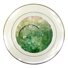 Dreamland Porcelain Display Plate by Siebenhuehner