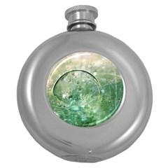 Dreamland Hip Flask (round) by Siebenhuehner