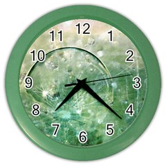 Dreamland Wall Clock (color) by Siebenhuehner