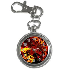 Fire Key Chain & Watch by Siebenhuehner