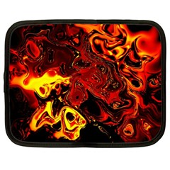 Fire Netbook Case (xxl) by Siebenhuehner