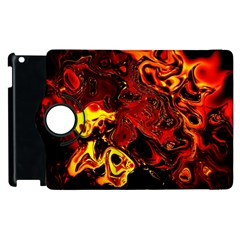 Fire Apple Ipad 3/4 Flip 360 Case by Siebenhuehner