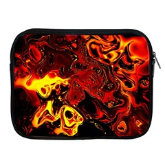Fire Apple Ipad 2/3/4 Zipper Case by Siebenhuehner