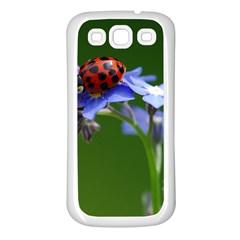 Good Luck Samsung Galaxy S3 Back Case (white) by Siebenhuehner