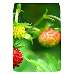 Strawberry  Removable Flap Cover (small)